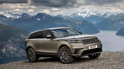 Land Rover unveils the 2018 Range Rover Velar starting Rs 78 Lakh