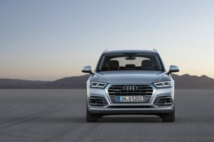 Mightier New 2018 2nd Gen Audi Q5 launched in India