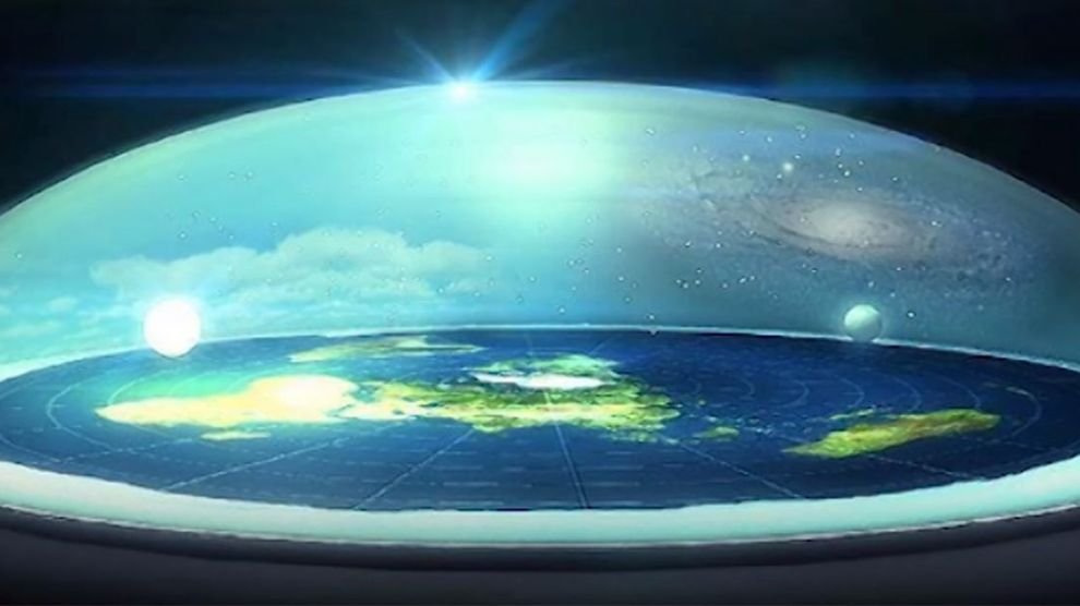 The Earth Is Flat; Falcon Heavy Is A Hoax: Claims Flat Earth Organization