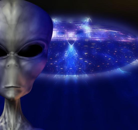 Americans say 'they won't freak out' if they encounter aliens, a study suggests