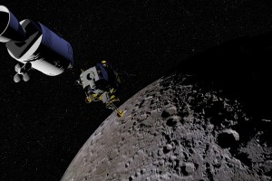 Moon to get 4G network by Vodafone and Nokia