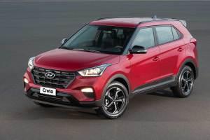 2018 Hyundai Creta Facelift unveiled