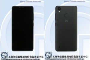 Unannounced ZTE Blade A0722 receives WiFi certification