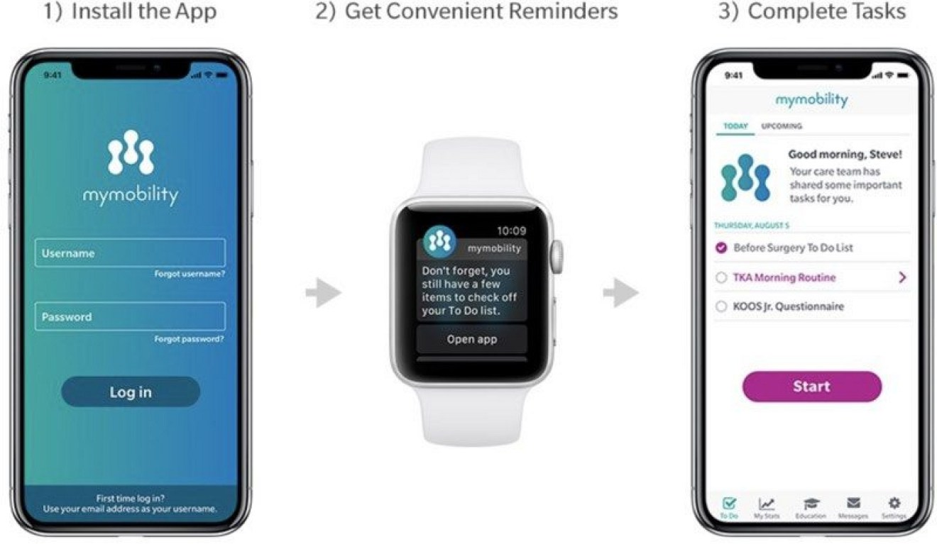 Apple to conduct orthopedic study with Zimmer Biomet using Apple Watch