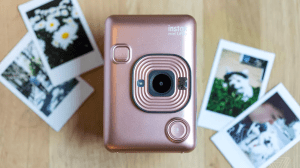 Fujifilm introduces Instax Mini LiPlay with instant prints at $159.95