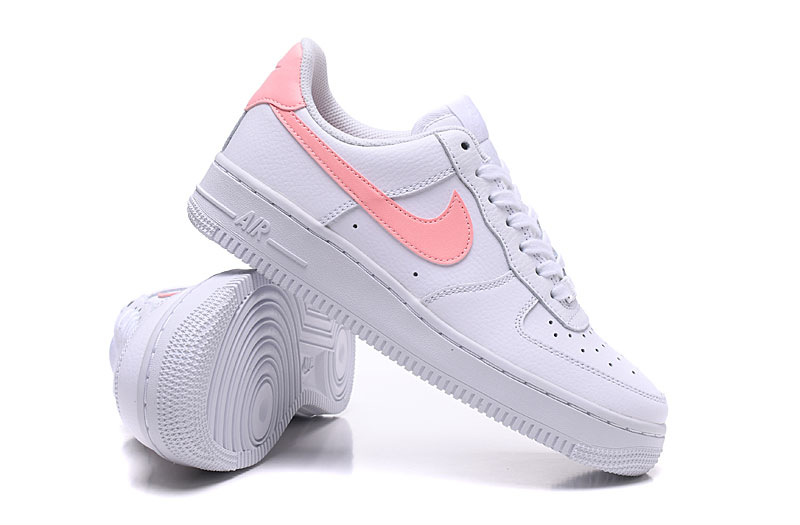 Nike Air Force 07 Logo Rosa