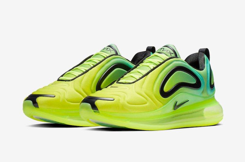 Nike Air Max 720 Verde Lima