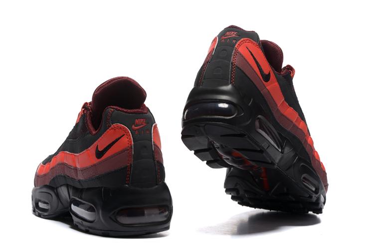 Nike Air Max 95 Rojo/Burdeos