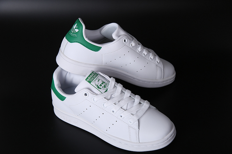 Adidas Stan Smith Blanco y Verde