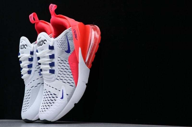 Nike Air Max 270 Blanco/Rojo