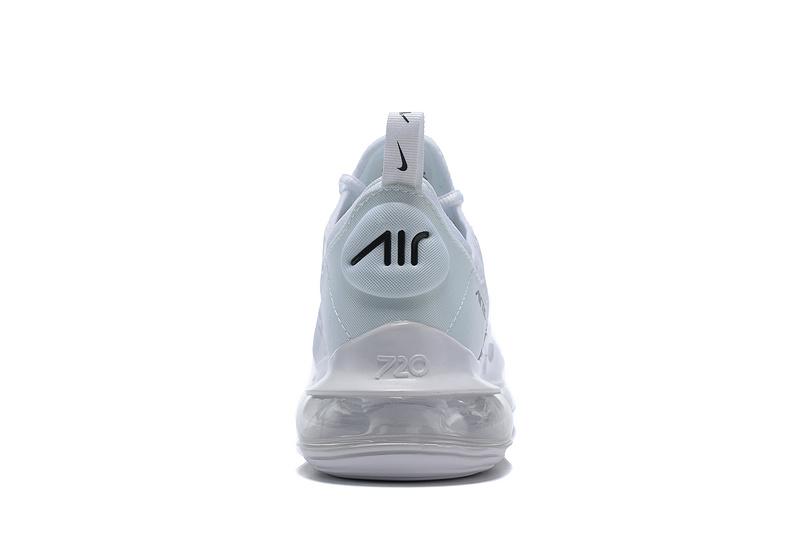 Nike Air Max 720 Blanco Clásico