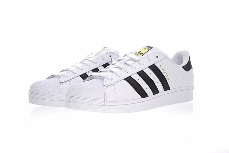 Adidas Superstar Blanco y Negro Classic