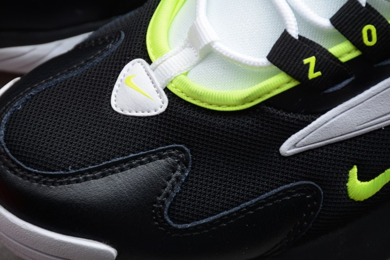 Nike Zoom 2K Negro/Verde Lima