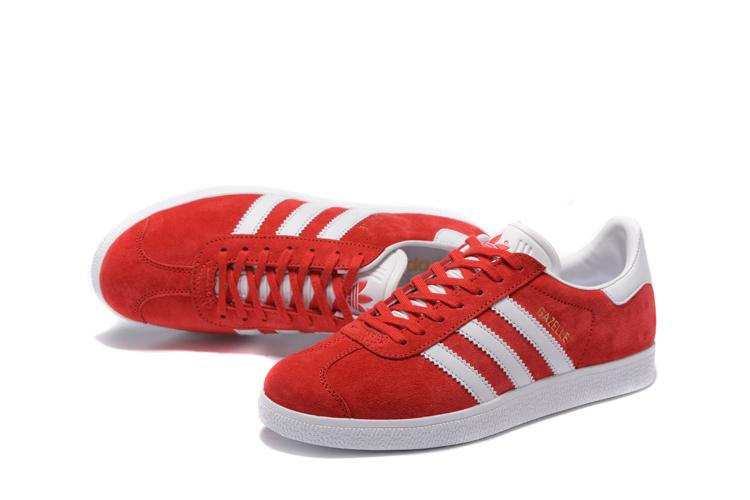 Adidas Gazelle Rojo