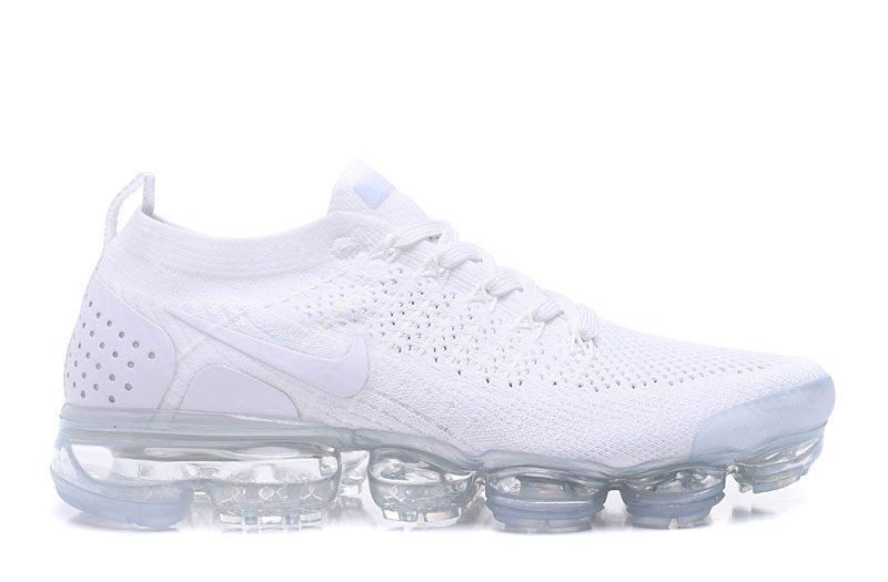 Nike Air VaporMax Flyknit Blanco