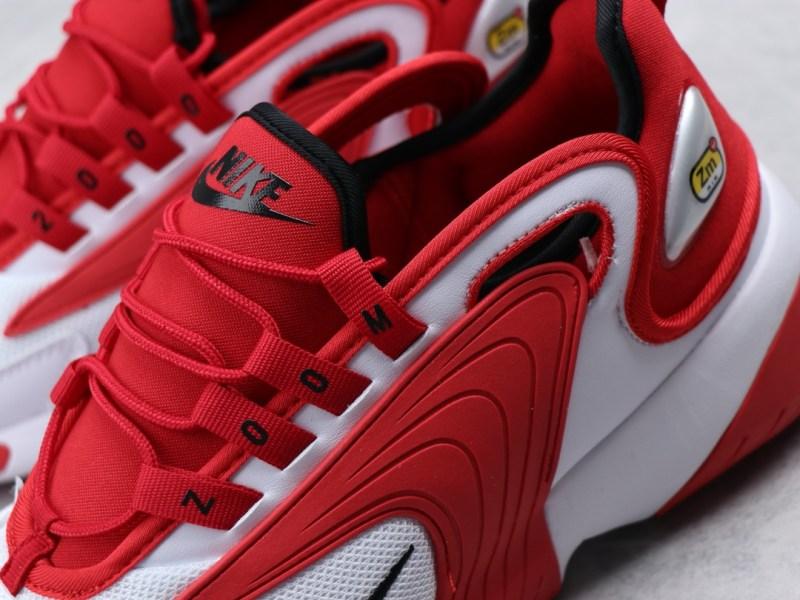 Nike Zoom 2K Rojo/Blanco