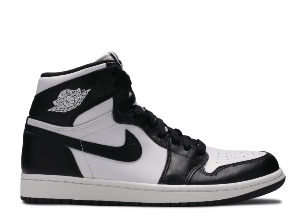 veredicto promesa Tratamiento  Air Jordan Retro 1 High Blanco y Negro - TeCalzoShoes