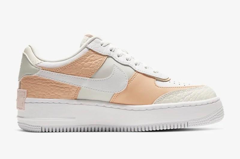 Nike Air Force CAF1 Shadow Beige