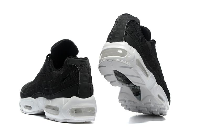 Stussy x Nike AirMax 95 Anniversary Negro