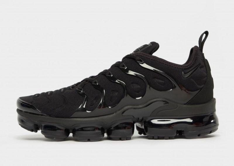 Nike Air VaporMax Plus Negro
