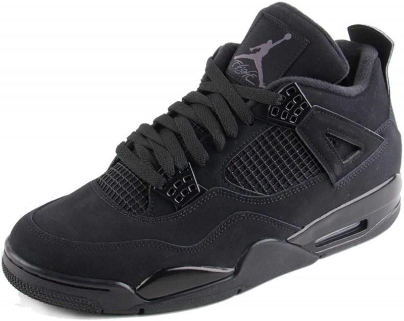 Air Jordan 4 Black