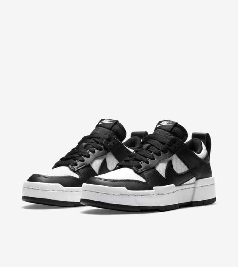Nike Dunk Low Disrupt Black