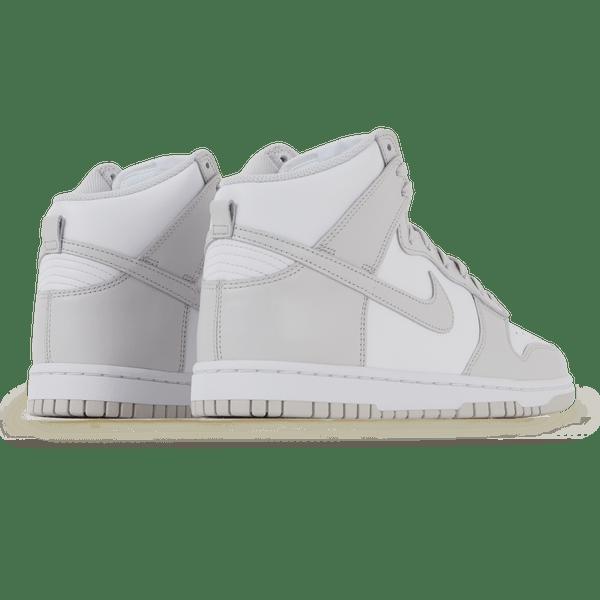 Nike Dunk High White Vast Grey