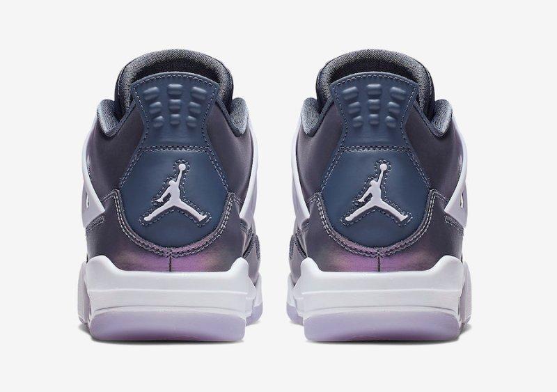 Air Jordan 4 Monsoon Blue