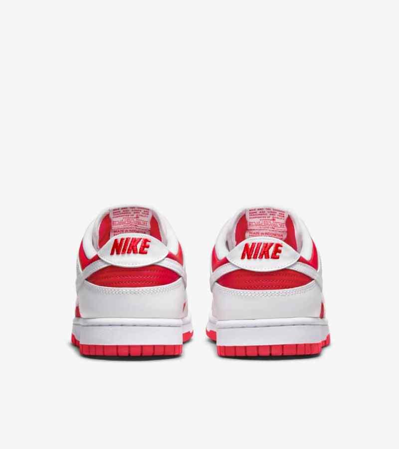 Nike Dunk Low Championship