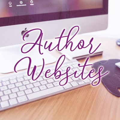 author websites