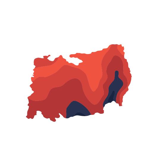 DVP 88 - Isoline Map(等高线地图)