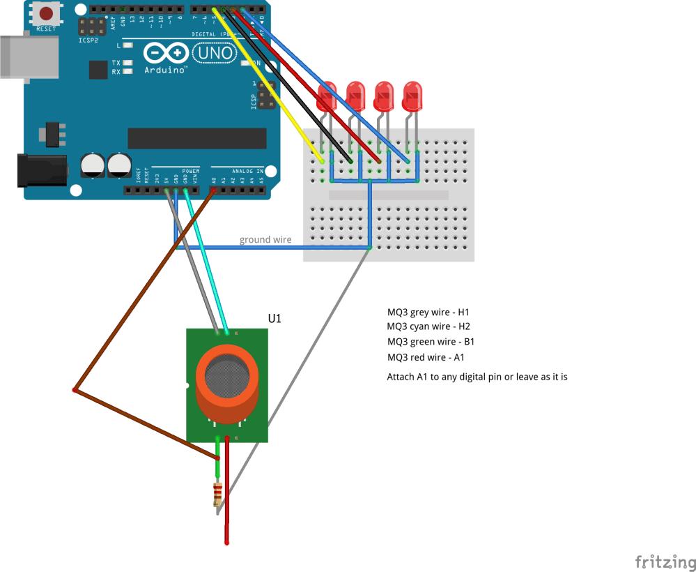 The Axis Temperature Alarm Circuit Controlcircuit Circuit Diagram