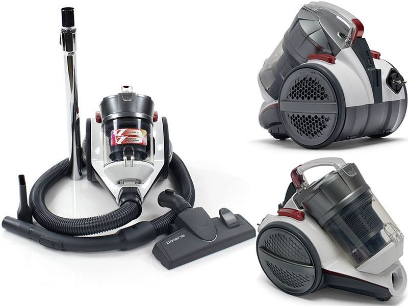 Vacuum cleaner with a cyclone filter POLARIS PVC 1821WR