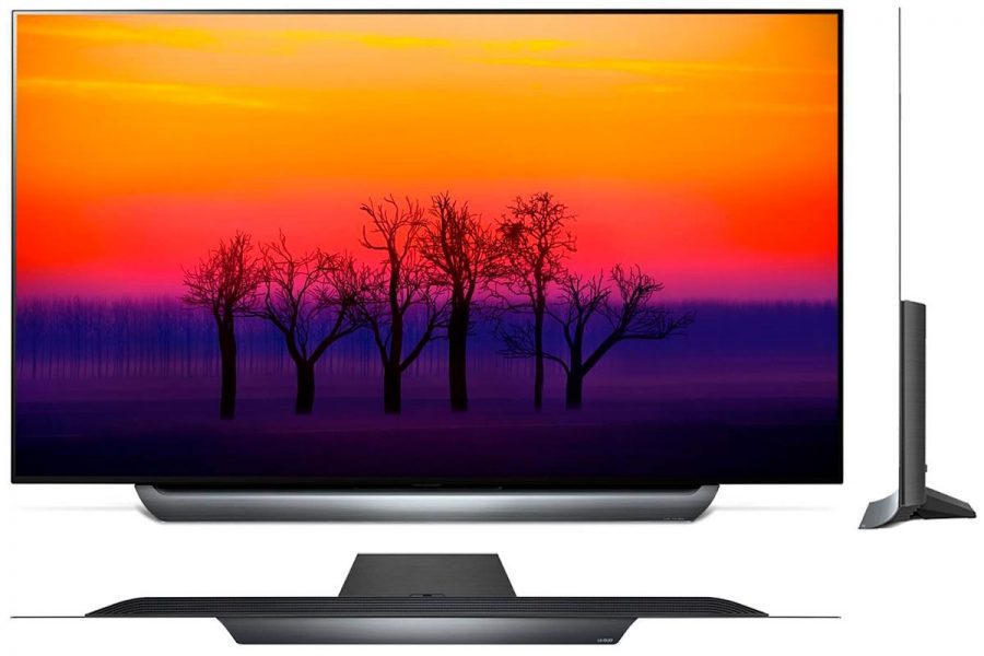 تلفزيون LG OLED55C8.