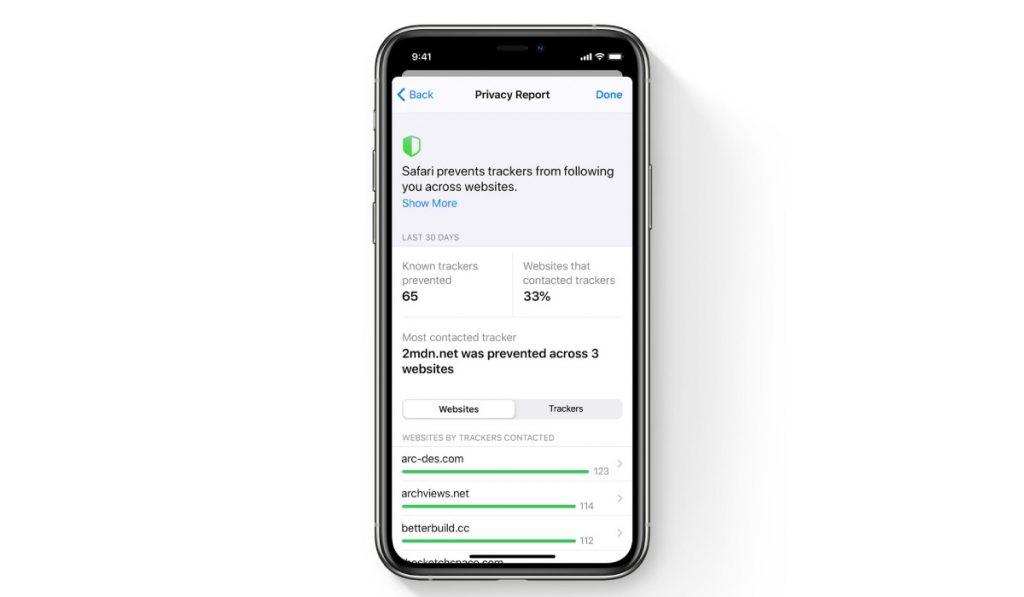 أبرز مميزات الخصوصية في iOS 14
