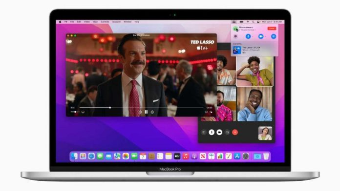 Features of FaceTime in macOS Monterey