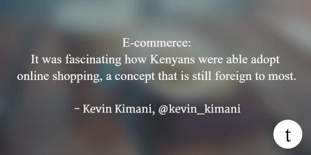 Kevin Kimani