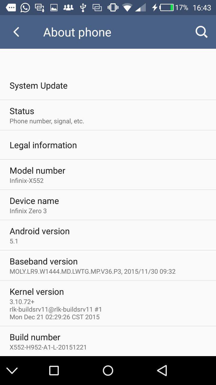 Infinix Zero 3 (X552) Full Review | Techish Kenya