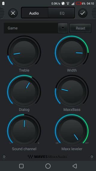 Audio Preset TECNO Boom J8