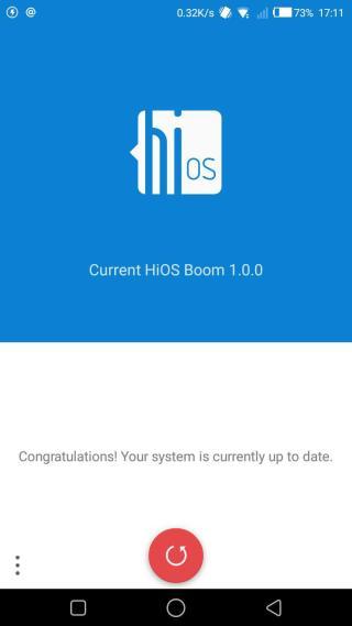HiOS TECNO Boom J8