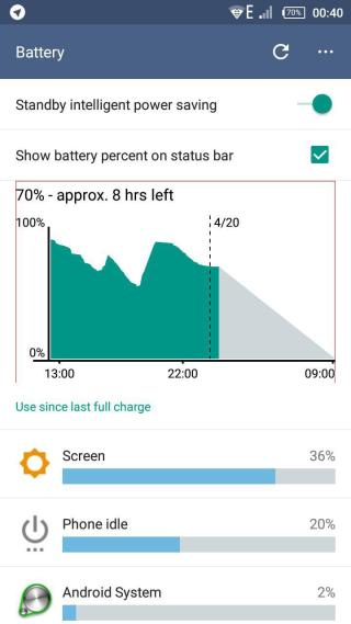 Infinix Hot 3 battery