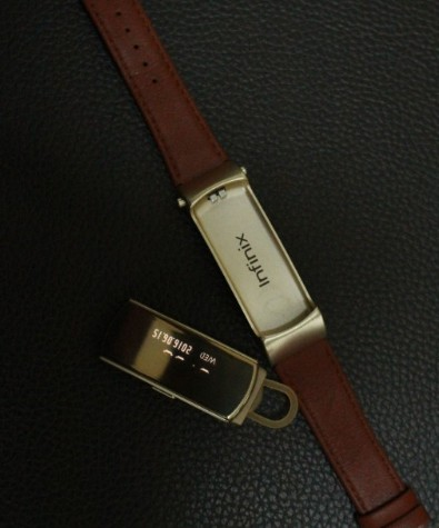 Infinix Xband Leather