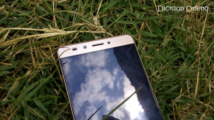 Front Infinix Note 3