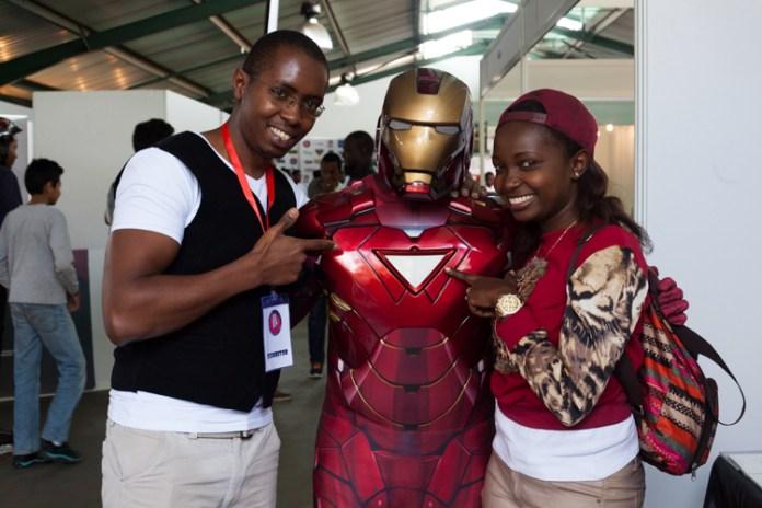 Iron Man Naiccon 2016