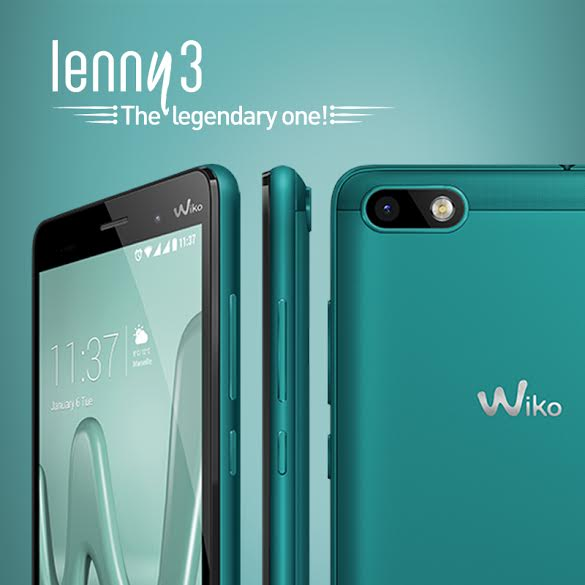Wiko Lenny 3