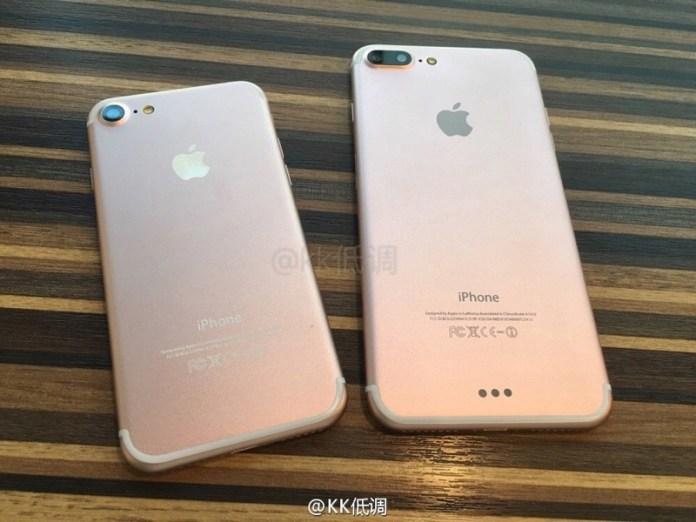 iPhone 7 Dummy Units