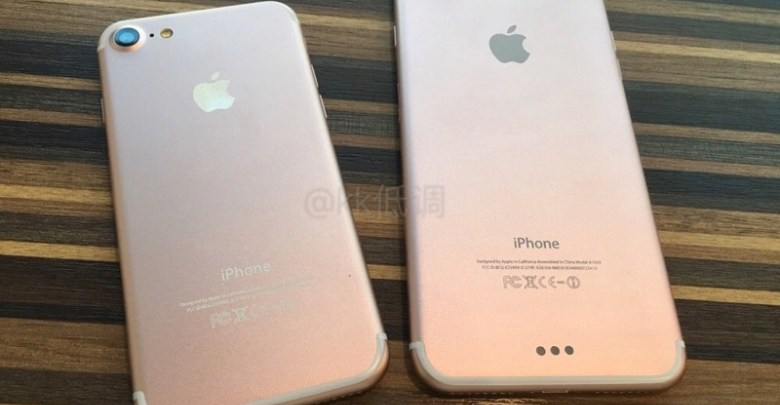 iPhone 7 Dummy Units