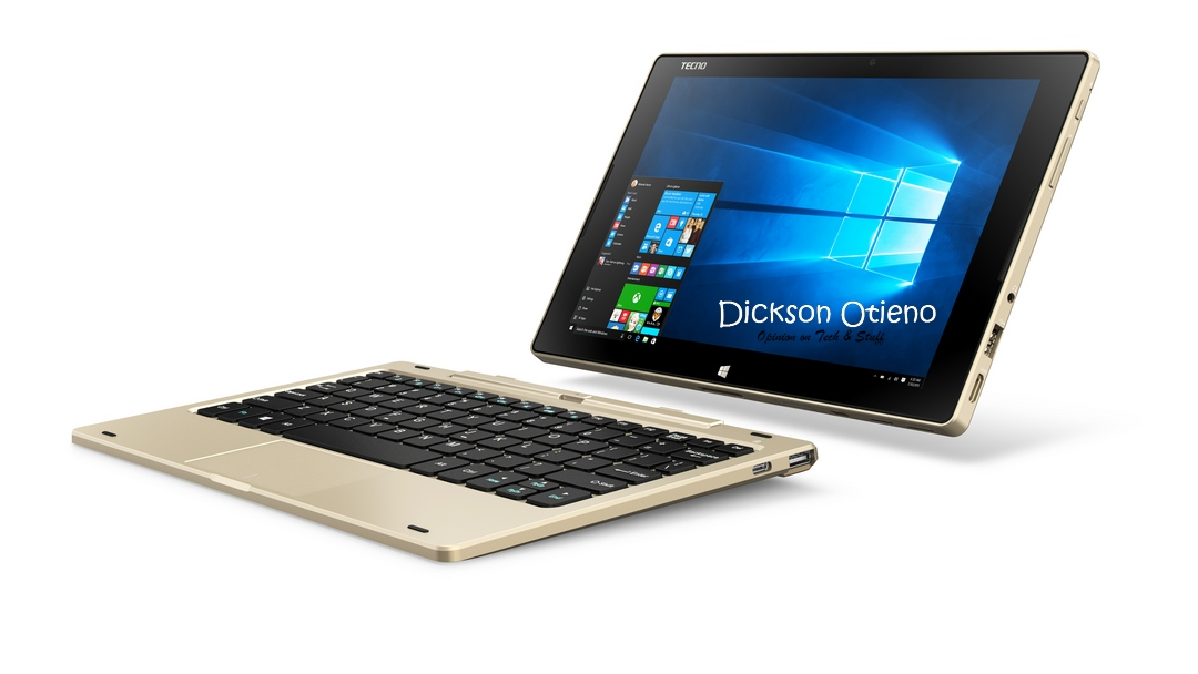 Here's what you get with the new TECNO WinPAD 2