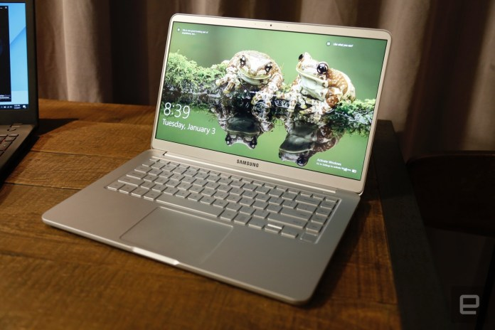 Samsung Notebook9 2017