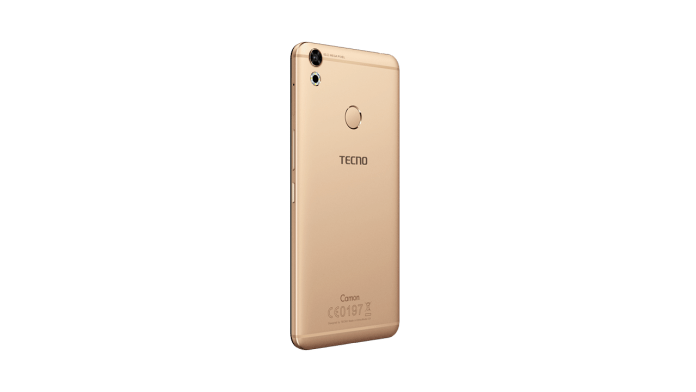 TECNO Camon CX Back